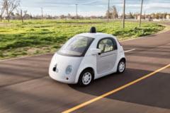 Google recunoaste: Masina sa fara sofer, responsabila de un accident