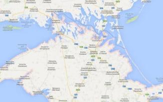 Google recunoaste anexarea Crimeii, dar doar pentru rusi