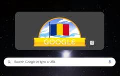 Google sarbatoreste Ziua Romaniei intr-un mod inedit