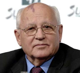 Gorbaciov: Occidentul sa accepte Crimeea ca parte a Rusiei