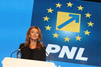 Gorghiu ii raspunde lui Ponta: E laudabil ca nu s-a dezis de partenera sa politica Udrea