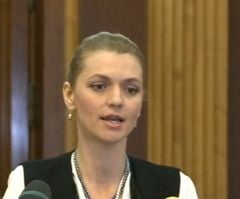 Gorghiu promite ca PNL va recupera increderea bucurestenilor: Si eu sunt dezamagita, catranita