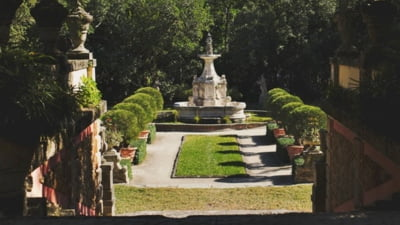 Gradina in stil italian: 5 secrete de amenajare