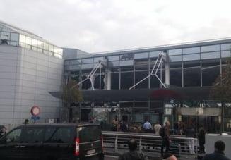 Grapini: 30 de romani au sosit pe aeroportul din Bruxelles. Nu reusesc sa dau de ei UPDATE