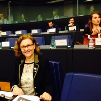 Grapini, despre protestul diasporei: Ma intorc cu groaza la Bruxelles, nu da bine
