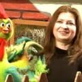 Gratiela Ene (Teatrul Tandarica): Aplauzele sunt hrana sufleteasca a actorului Interviu