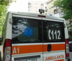 Grav accident in Brasov: Patru persoane au murit, dupa ce patru masini s-au ciocnit
