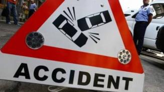 Grav accident in Bucuresti, cu doi morti - soferul nu avea permis de conducere