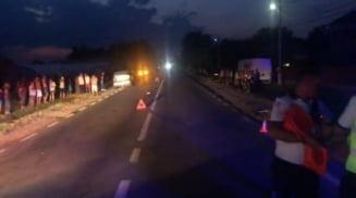 Grav accident in comuna Gradinari. Un biciclist de 11 ani, acrosat de un autoturism condus de un valcean