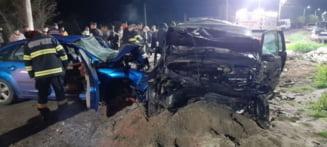 Grav accident rutier in judetul Ialomita. O fetita de un an a murit si alte patru persoane au fost ranite