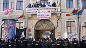 Grebla (PSD), atac la protestatarii pe Rosia Montana: Folosirea fortei, inadmisibila