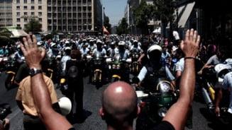 Grecia: Greva generala timp de 24 de ore. Protest de amploare la Atena