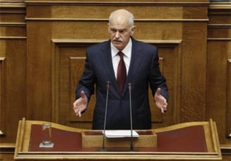 Grecia: Guvernul a primit votul de incredere. Zona euro e salvata? Update