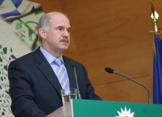 Grecia: Papandreu face un ultim apel pentru adoptarea bugetului