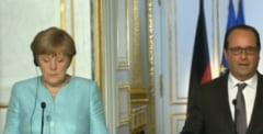 """Grecia, dupa un """"nu"""" care zguduie Europa: Merkel si Hollande cer """"propuneri serioase"""""""