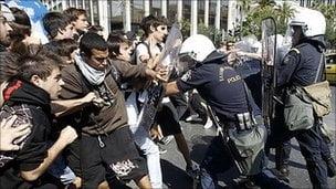 Grecia, in greva generala
