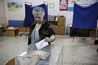 Grecia, in lacrimi dupa inchiderea urnelor: Ne este frica!