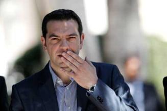 Grecia, in pericol sa ramana fara bani pana la sfarsitul lui martie