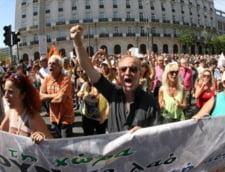 Grecia, paralizata de o greva generala