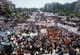 Grecia, paralizata de o noua greva generala