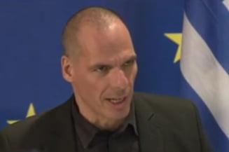 Grecia ameninta UE cu justitia: Statutul nostru de membru nu este negociabil!
