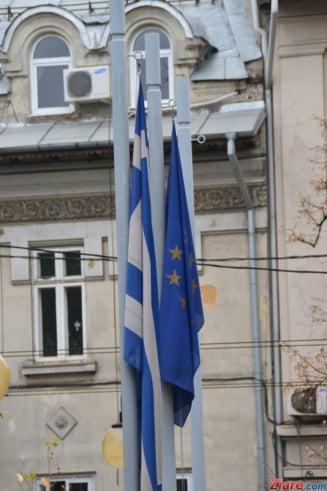 Grecia are doua optiuni: Una dintre ele e haosul total