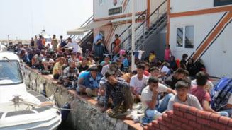 Grecia cere UE ajutor umanitar pentru a face fata crizei imigrantilor (Video)