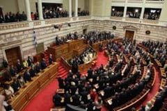 "Grecia dezvaluie noi legi pentru gestionarea ""crizei umanitare"""