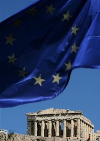 Grecia poate rasufla usurata: UE si FMI ii vor da 45 de miliarde de euro