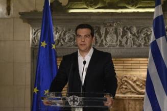 "Grecia si-a sustinut cauza in PE: ""Banii s-au dus la banci, nu la popor"". Tsipras, indemnat sa renunte la euro"