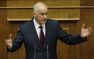 Grecia si-a votat destinul - Premierul elen: Tara este mai presus de noi!