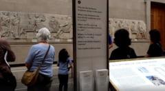 """Grecia solicita din nou Londrei restituirea frizelor din marmura ale Partenonului, acuzand """"un jaf"""""""