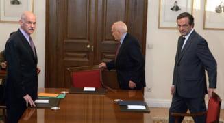 Grecia va avea guvern de uniune nationala