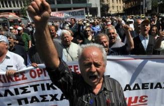 Grecii intra intr-o noua greva generala