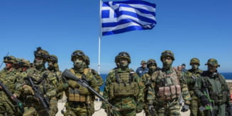 Grecii se inarmeaza pana in dinti. Conflictul cu Turcia i-a convins sa-si creasca de 5 ori bugetul de inarmare