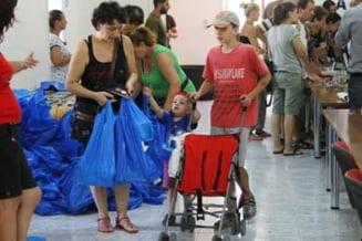 Grecii se lupta cu criza: O retea de voluntari aduce la un loc nevoiasii si donatorii