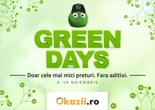 Green Days Okazii