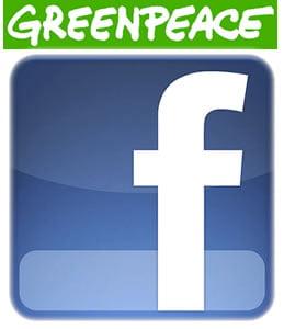 Greenpeace critica Facebook pentru folosirea energiei pe baza de carbuni