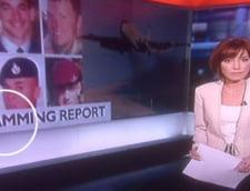 Greseala de ortografie, in direct, la BBC