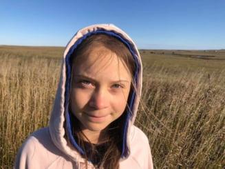 Greta Thunberg, favorita la pariuri in cursa Nobelului pentru Pace
