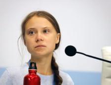 Greta Thunberg il ataca pe Roger Federer