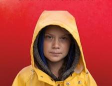 Greta Thunberg si-a inregistrat ca marca proprie numele ei si al miscarii pentru clima