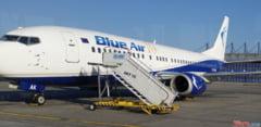 Greva aeriana in Grecia: Blue Air introduce o cursa speciala, Tarom a anulat cursele