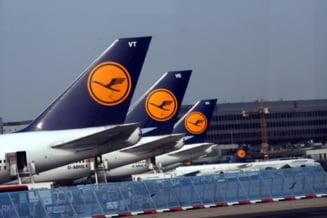 Greva angajatilor de la Lufthansa s-a terminat - vezi de cand se reiau zborurile