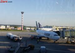 Greva de avertisment la Aeroportul Otopeni: Posibile intarzieri ale avioanelor (Video)