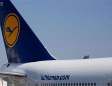 Greva de la Lufthansa perturba traficul aerian din mai multe orase germane
