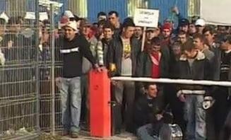 Greva de la Santierul Naval Daewoo Mangalia s-a terminat dupa 6 saptamani