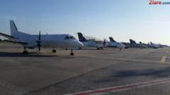 Greva de pe aeroportul Otopeni a fost amanata