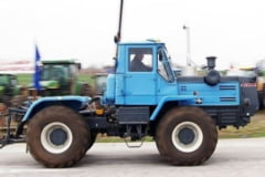 Greva fermierilor bulgari blocheaza vama Ruse