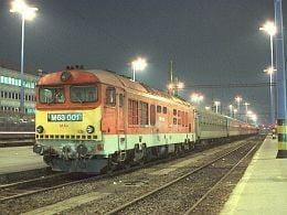 Greva feroviarilor ungari, suspendata - 100 de romani au fost afectati